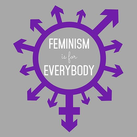Feminist Apparel shirt design