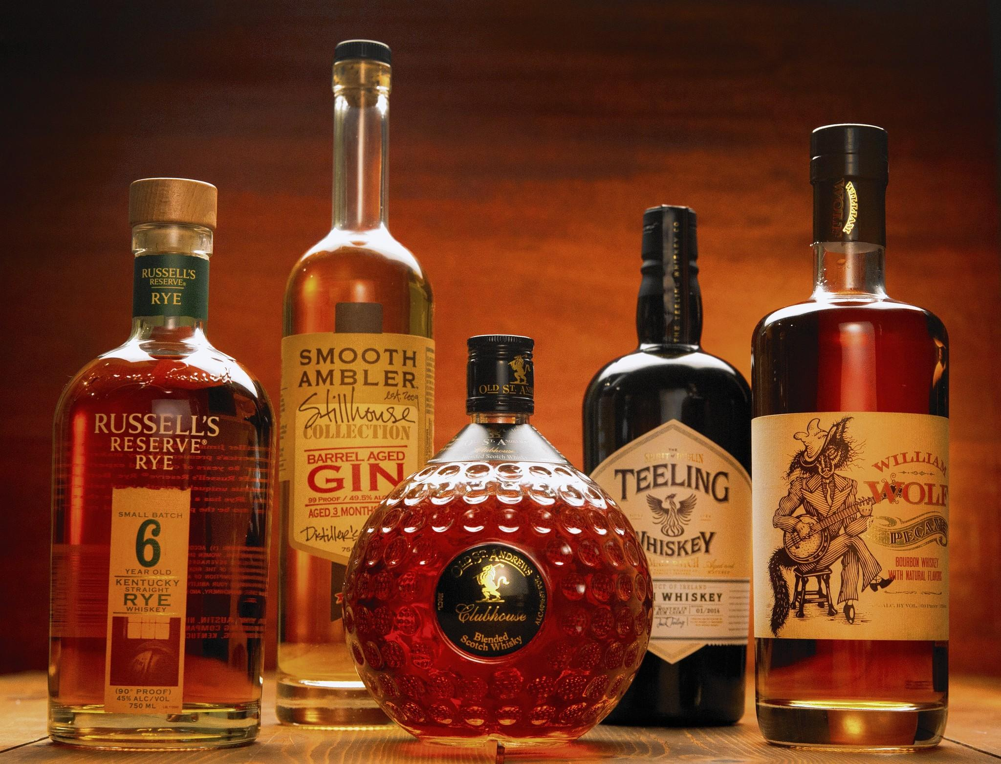 Depending on your dad's tastes, one of these spirits will be a great Father's Day gift.