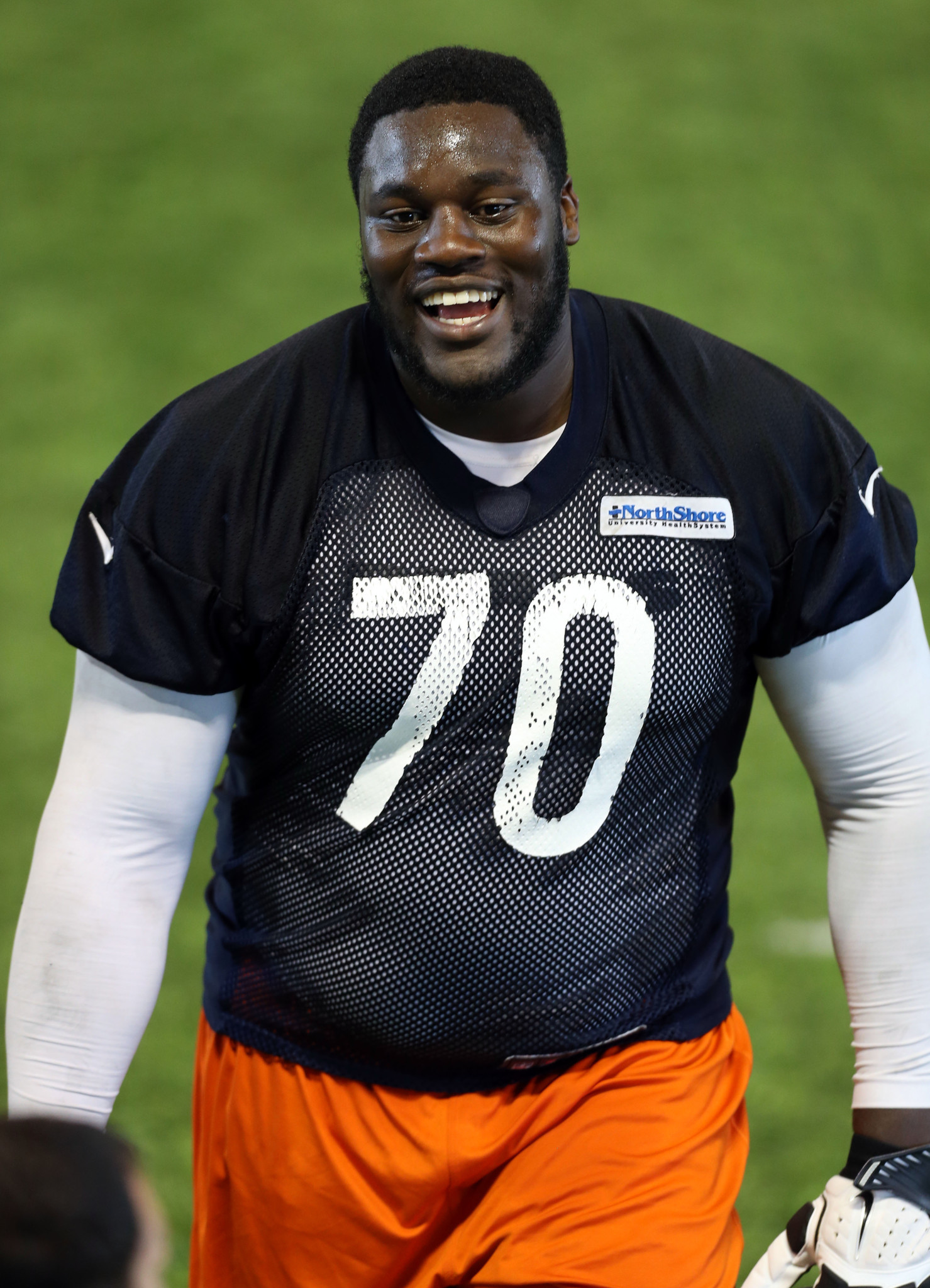 Jerseys NFL Wholesale - Michael Ola in perfect spot for chance with Bears - Chicago ...