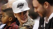 Justin Bieber, Khloe Kardashian in Calabasas' celebrity revolving door