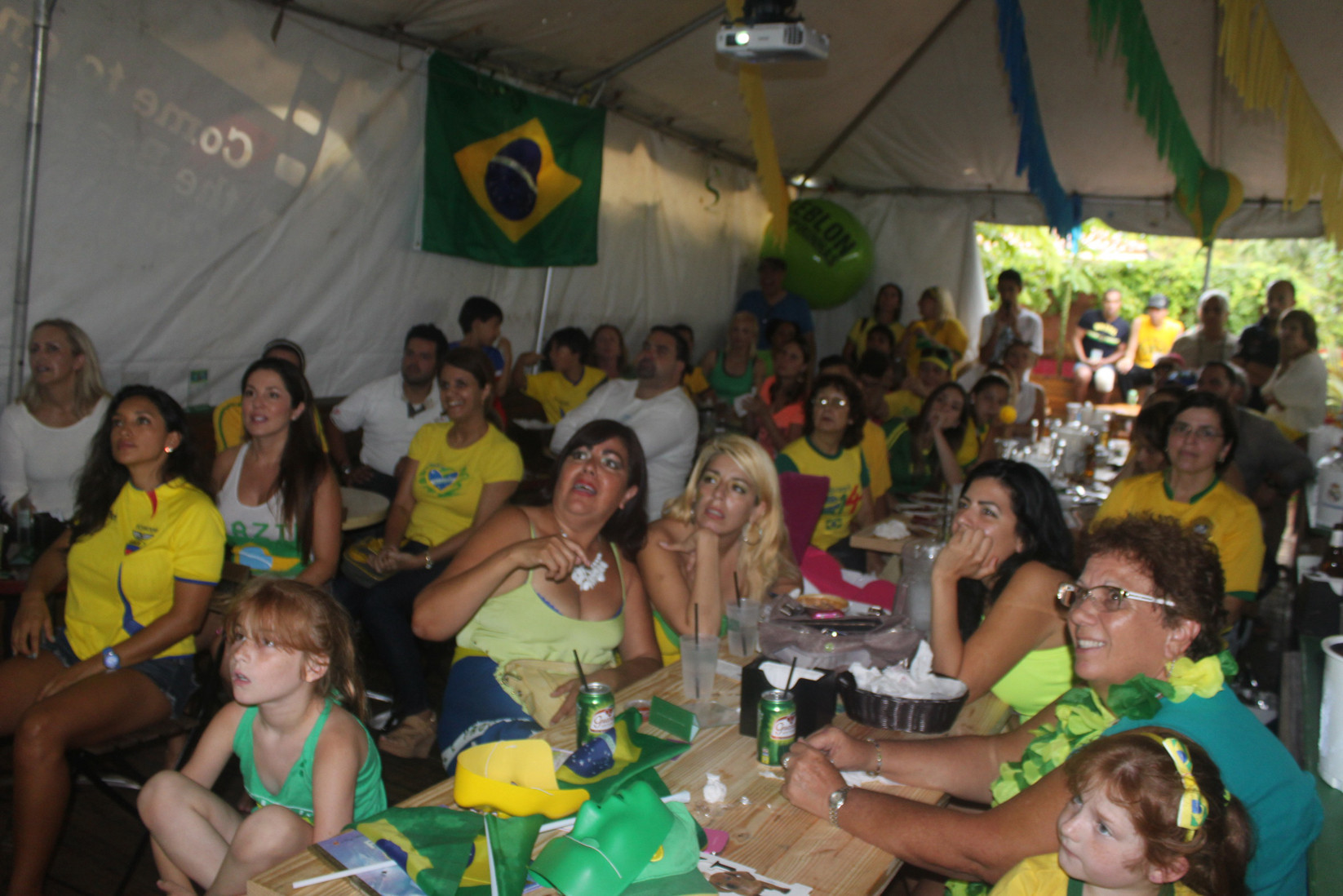 World Cup fans in South Florida - World Cup Watch Party at Boteco in Miami
