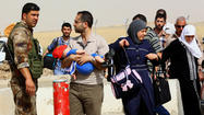 The other Mideast crisis: Hundreds of thousands of new refugees