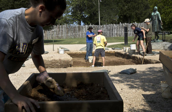 Jamestown Rediscovery dig marks 20th year with new summer field school