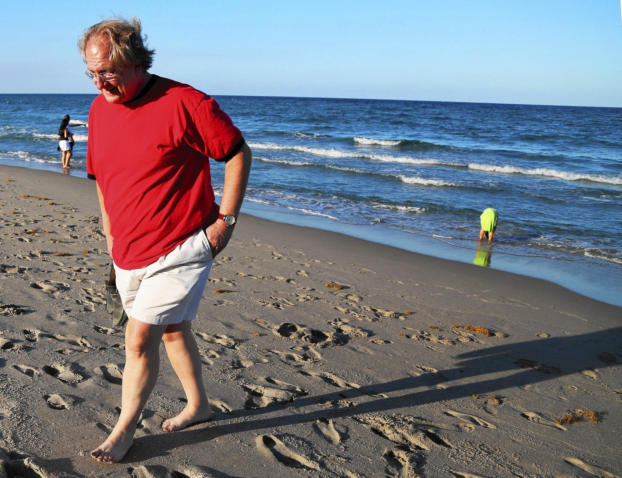 MacLellan, after Schiffer died of esophageal cancer in March, found it hard to let go. He was unsure what to do next. He found taking long walks on a beach near his home helped.