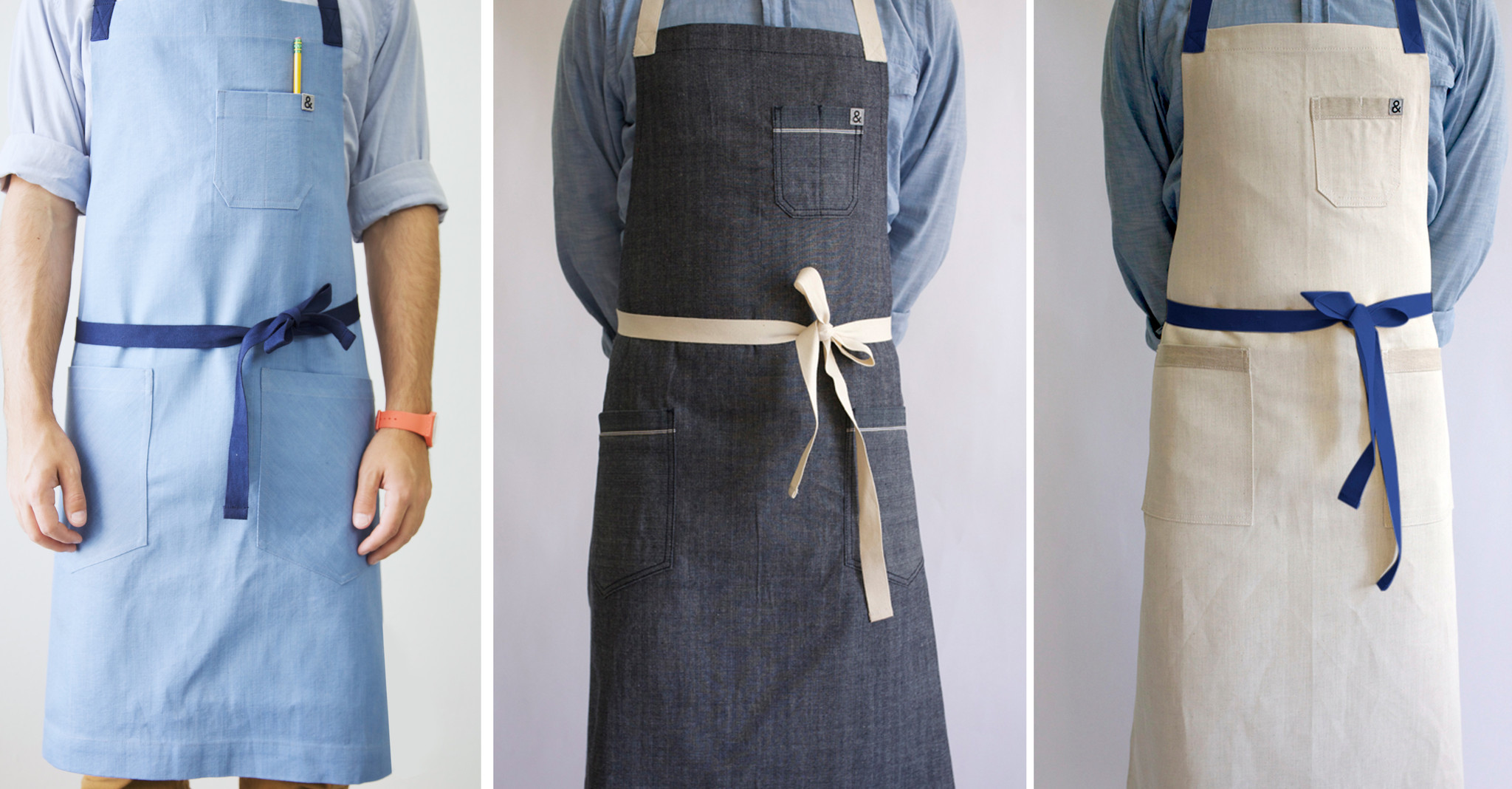 For Dads who cook: An apron he'll really use