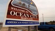 Swimmer pulled under waves in Ocean City