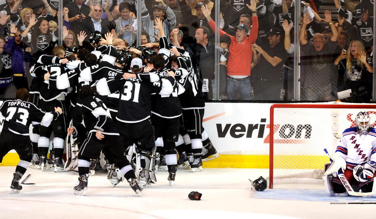 Stanley Cup Title la