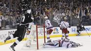 Alec Martinez's overtime goal puts crown on the Kings