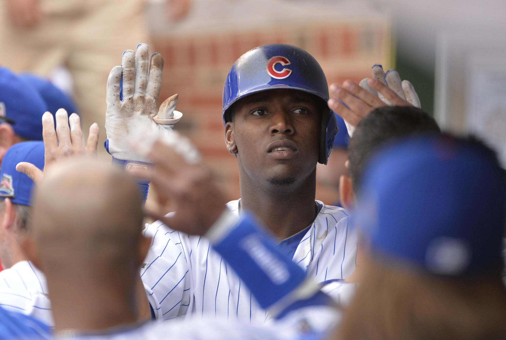 Junior Lake of the Cubs