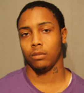Steven Douglas, 22, a man who was charged in a 2013 fatal shooting of a man on the South Side.
