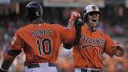 Norris continues Orioles' strong run of pitching, Davis homers in 3-2 win over Blue Jays