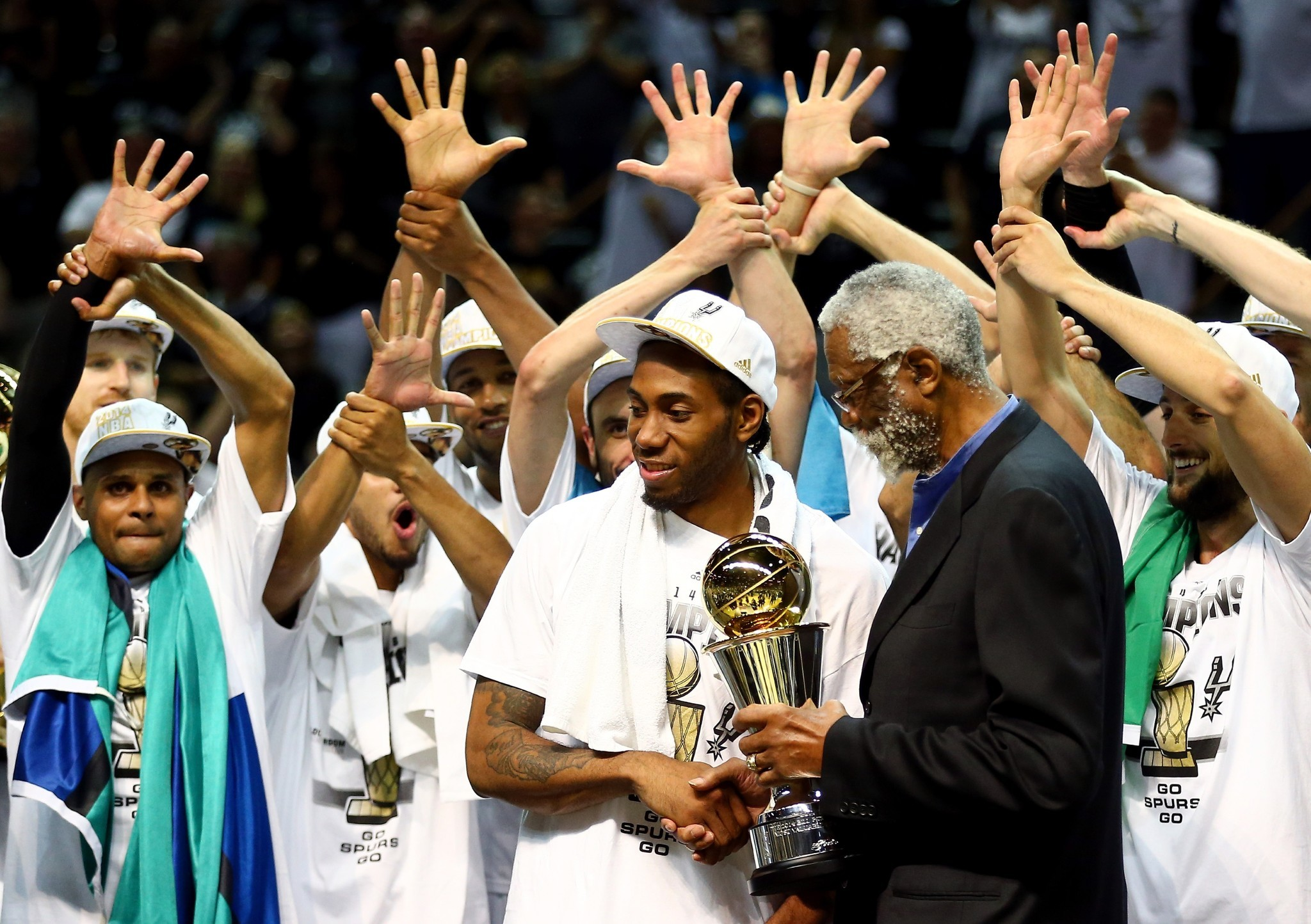 Five takeaways from the Spurs' victory over the Heat in NBA Finals