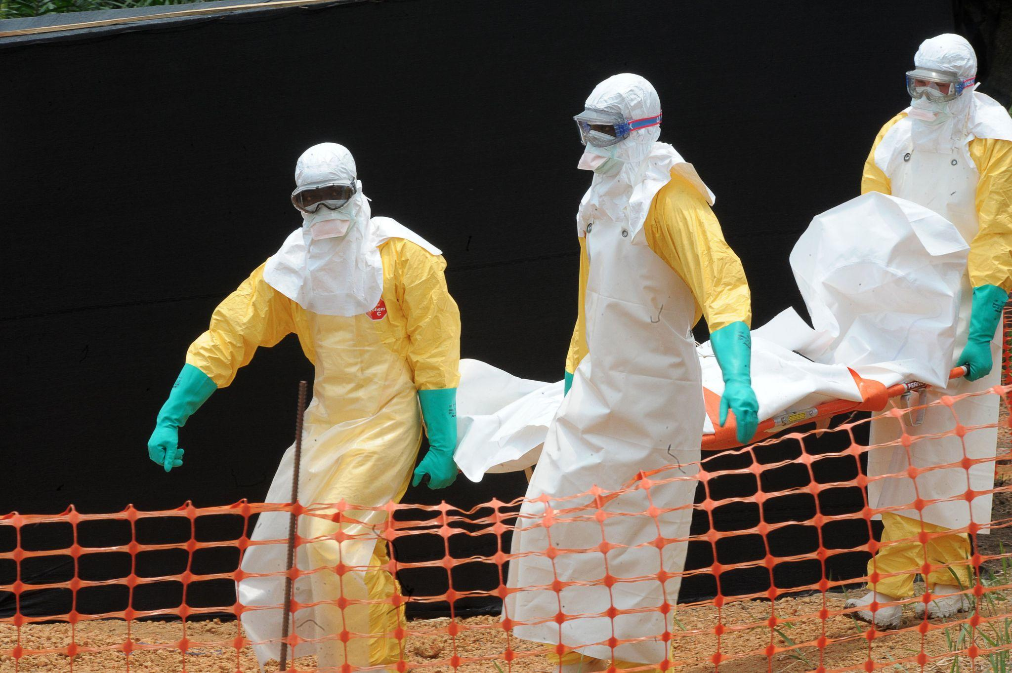More than 200 people have died from the highly contagious Ebola virus in Guinea, Africa in 2014.