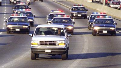 20 years ago today: O.J. Simpson's slow-speed chase stopped L.A…