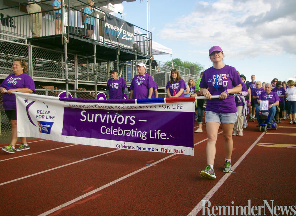 relay for life has successful 20th anniversary event courant community