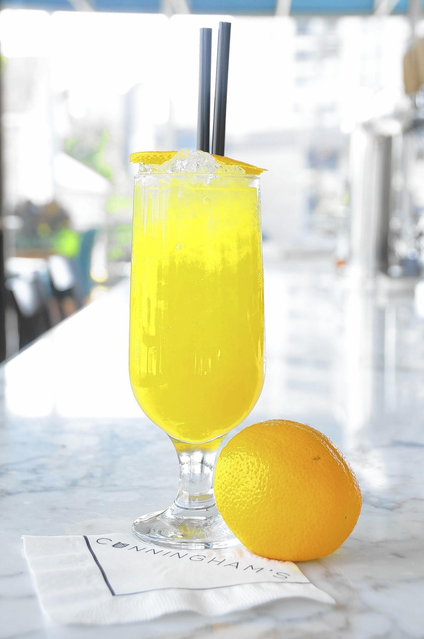 Get your Vitamin C at Cunningham's.