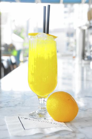 Get your Vitamin C at Cunningham's.