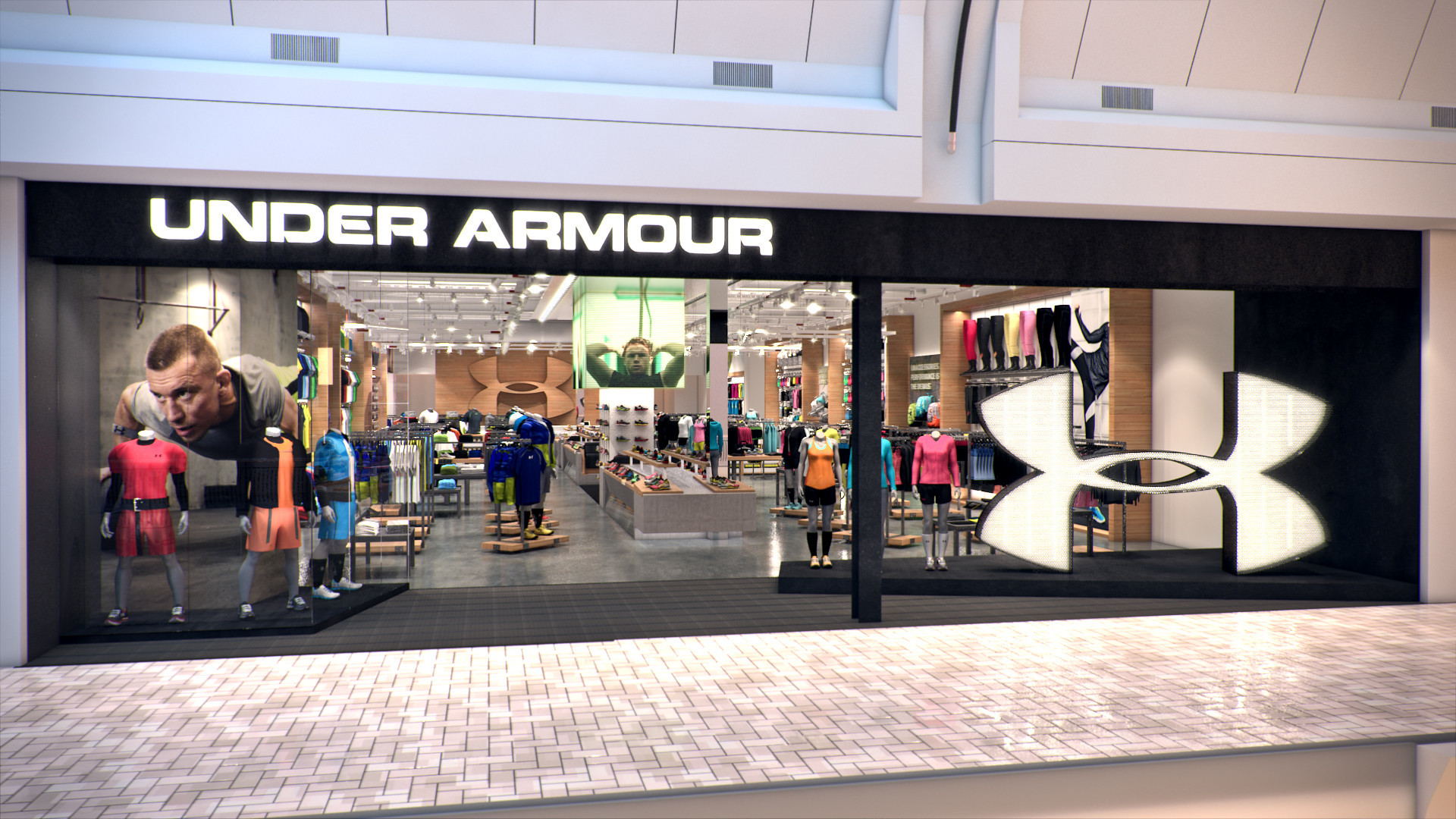 Under Armour to open store in Chicago