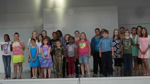 King & Queen Pamunkey Library poetry contest winners