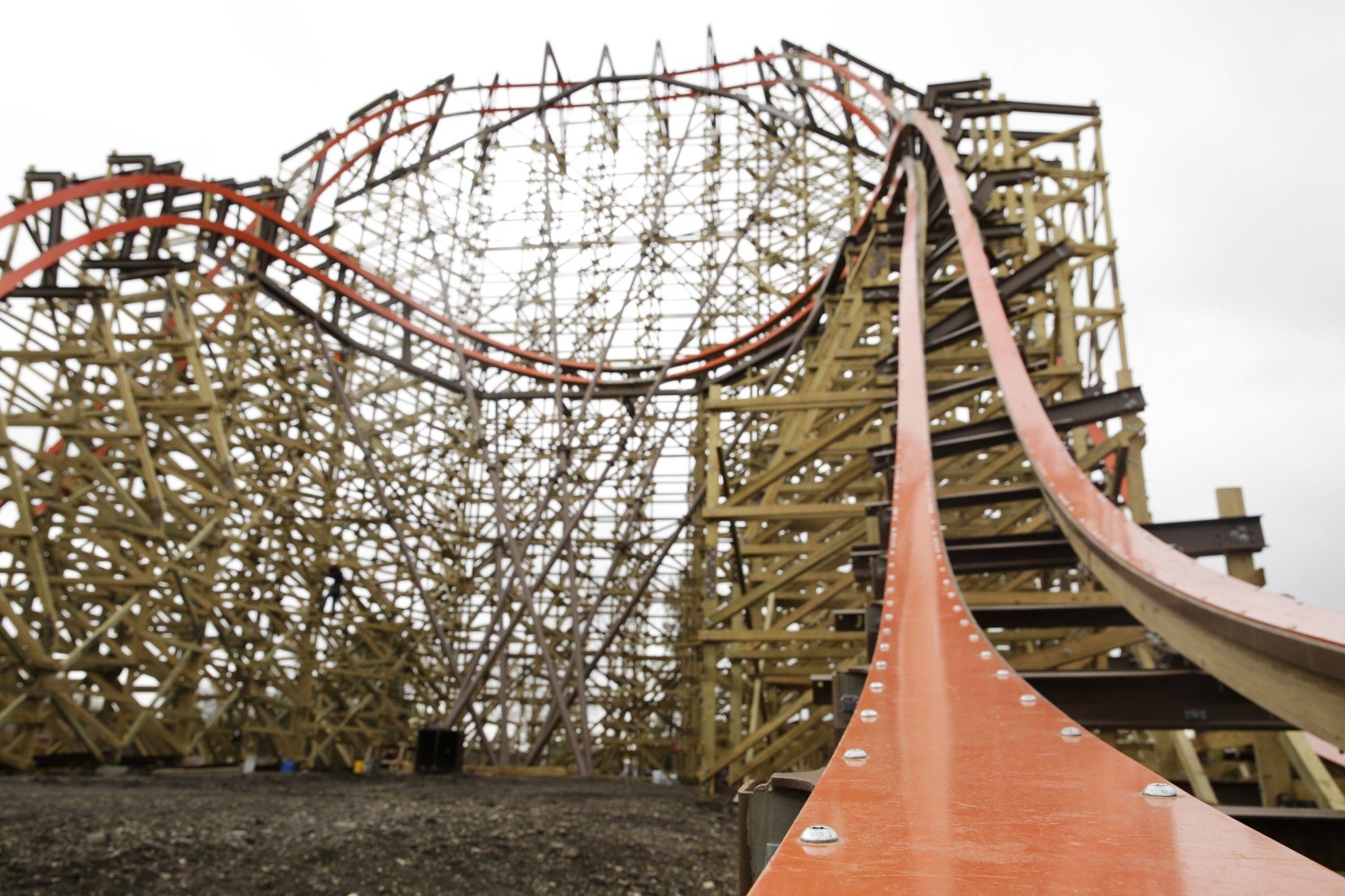 New Goliath coaster at Six Flags a physics lesson - chicagotribune.com