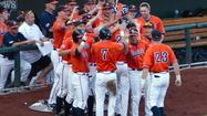 U.Va. defeats TCU 3-2 in bottom of 15th in College World Series
