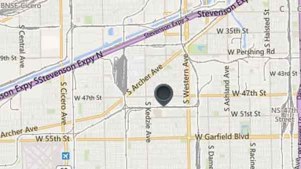 A 15-year-old girl was attacked while jogging on South California Avenue on Tuesday night.