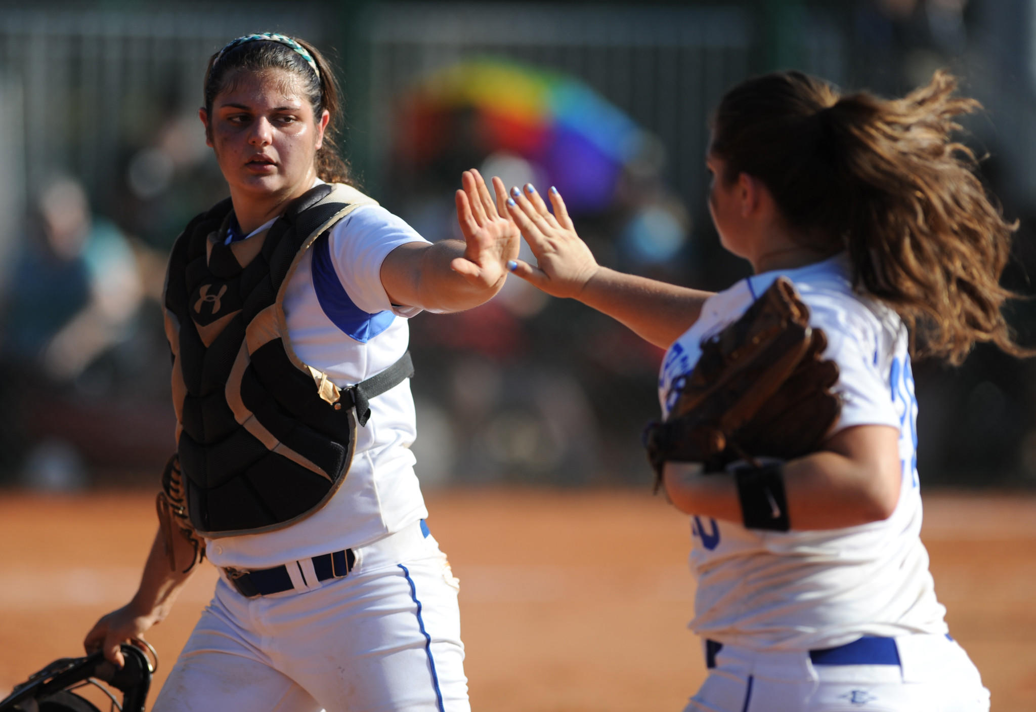 Olivia Gott helps Cypress Bay softball reach the state semifinals.