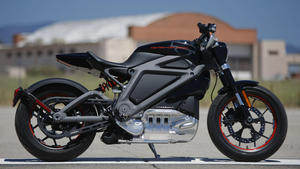 Harley-Davidson announces its first electric motorcycle, LiveWire