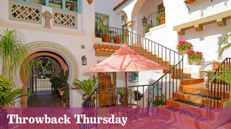 Thursday Throwback: Patio del Moro