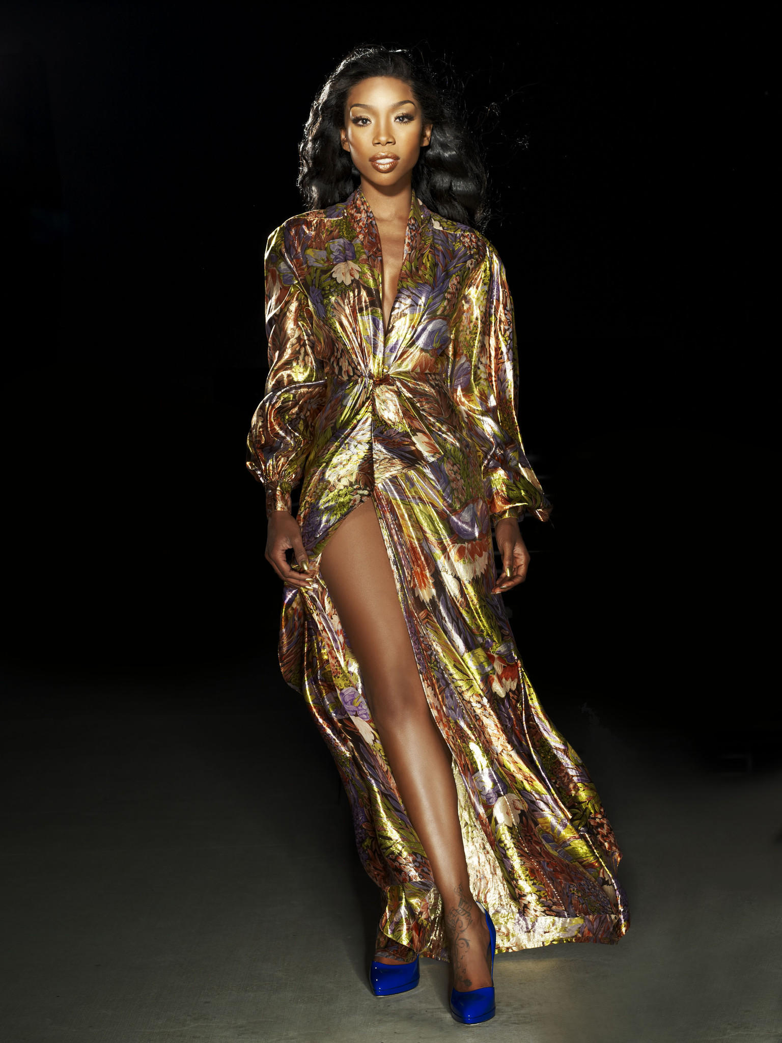R&B singer Brandy will headline Baltimore's African American Festival.