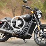 First Times Ride: 2015 Harley-Davidson Street 750