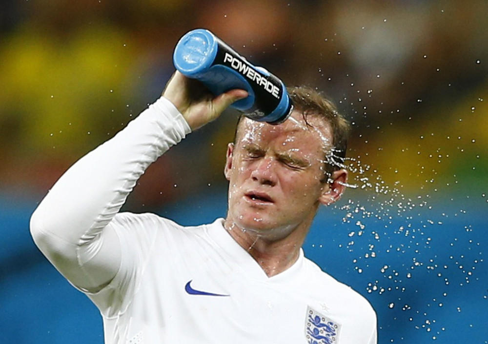 Wayne Rooney and England can't afford a loss to Uruguay on Thursday.
