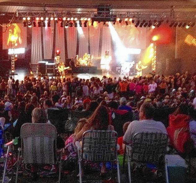 Bolingbrook's 2014 Summer Concert Series runs through August.