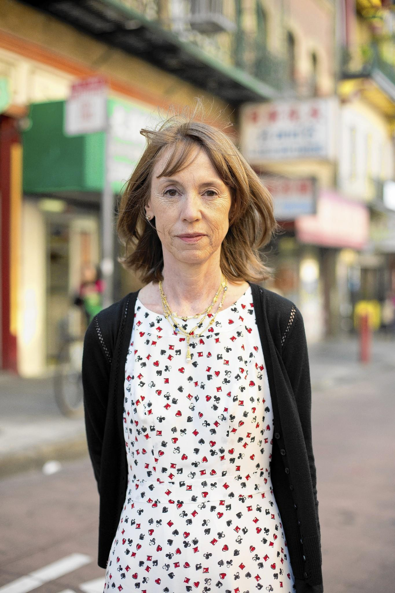 "Lisa See's latest novel, ""China Dolls,"" looks at Asian-American performers on the so-called Chop Suey Circuit in the 1940s."