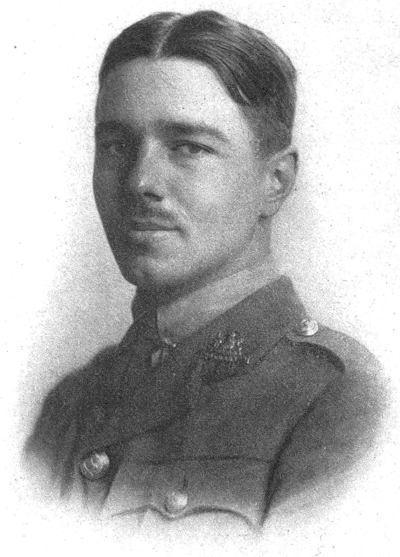 """""""Some Desperate Glory"""" by Max Egremont examines the impact the butchery of World War I had on British poets fighting in the trenches, such as Wilfred Owen."""