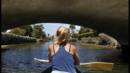 Strolling the Venice Canals