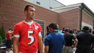 Joe Flacco on Ravens offense: 'I think we look good'