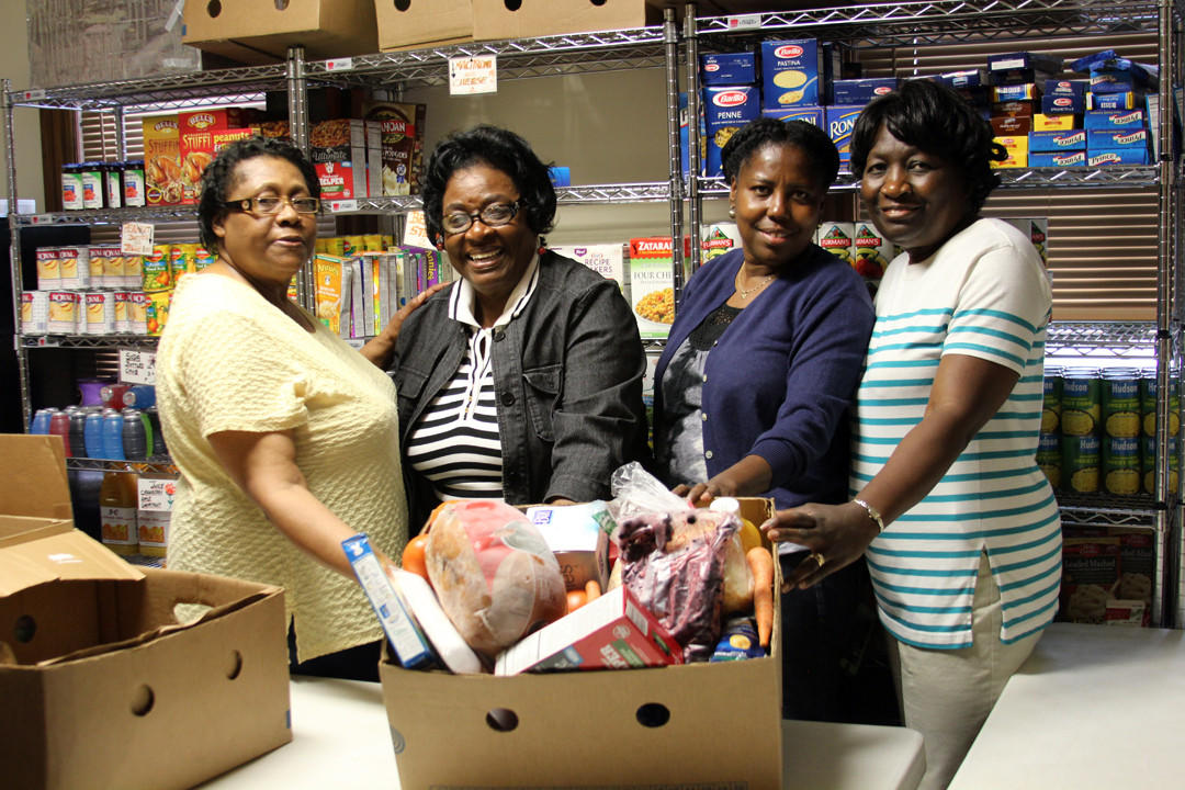 Helping Hand Pantry Lovingly Thinks Outside Of The Box