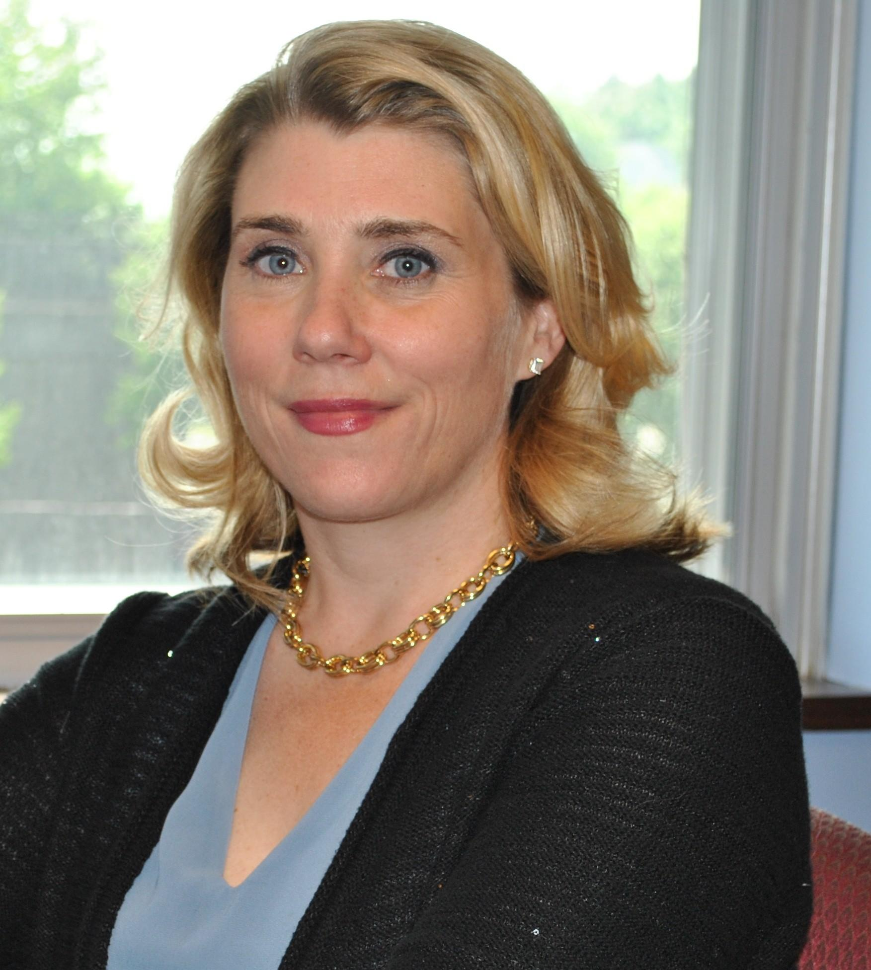 Katie Spizzirri of West Hartford is the new executive director of the Saint Mary's Hospital Foundation.