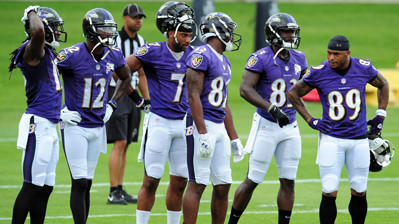 Wrapping up the Ravens' mandatory minicamp