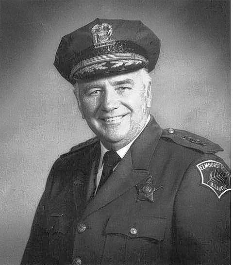 Former Elmhurst Police Chief dies at 103.