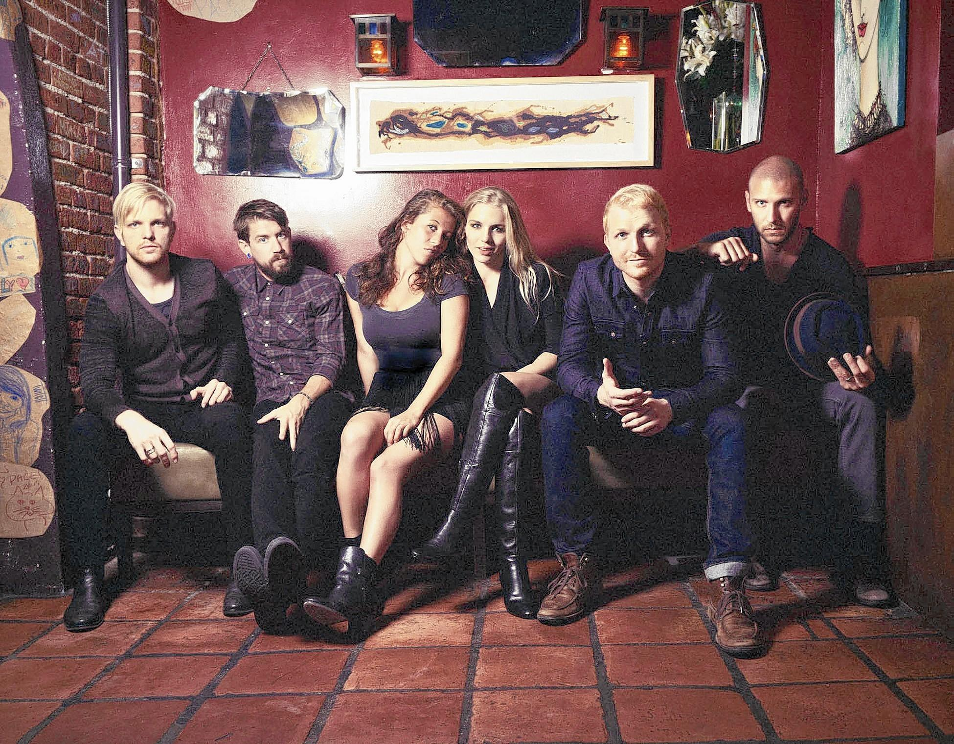 Delta Rae returns to Bethlehem for a concert at Musikfest Cafe on Sunday.