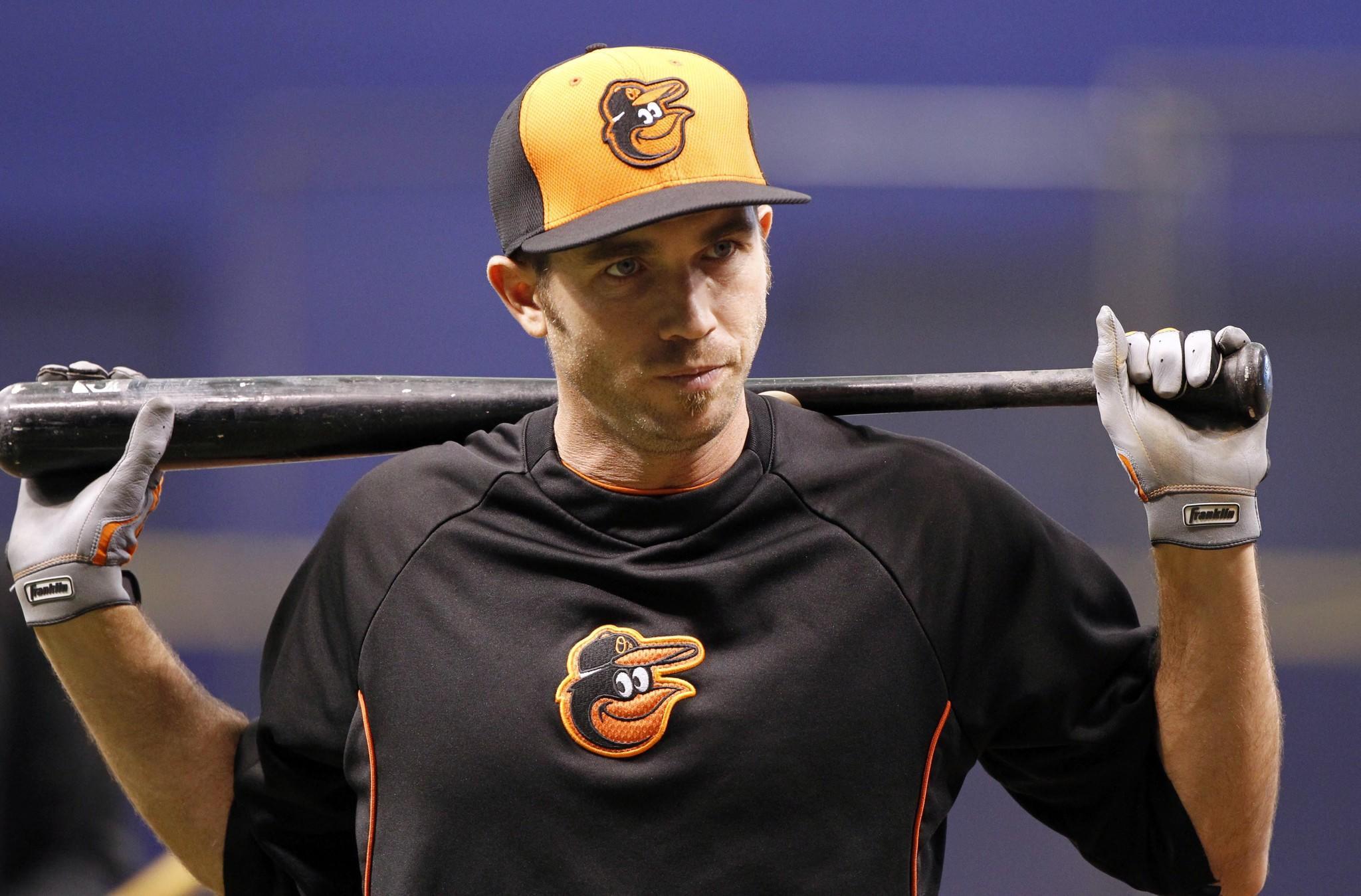 Orioles shortstop J.J. Hardy.