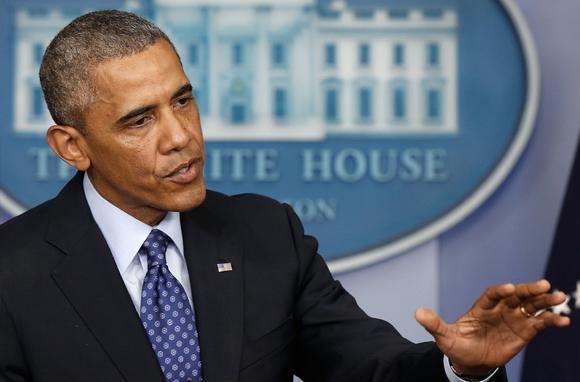 President Obama speaks on Iraq