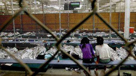U.S. immigration detention center, Arizona