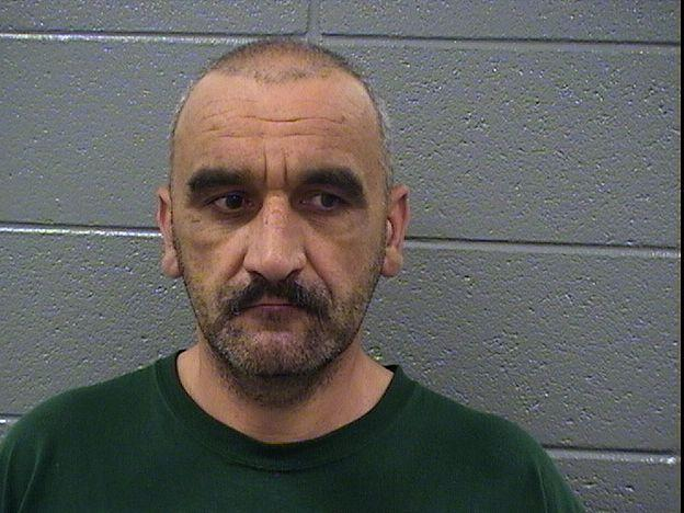 Karol Bienias, 41, accused of sexually assaulting his stepdaughter.