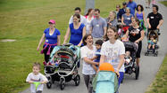 Lutherville event raises awareness of postpartum mood disorders