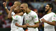 Algeria wallops South Korea, 4-2, to stay alive in World Cup group