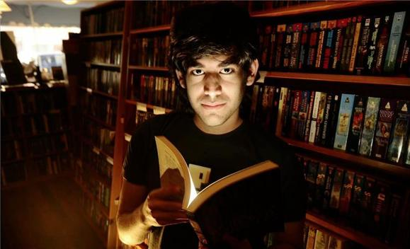 'The Internet's Own Boy: The Story of Aaron Swartz'