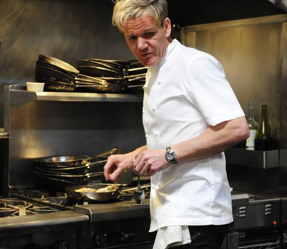 Gordon Ramsay pulling the plug on 39;Kitchen Nightmares39;  redeyechicag